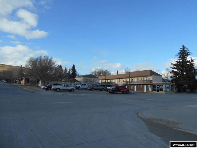 713,725,775 W Spruce Street, Rawlins, WY 82301 (MLS #20203858) :: RE/MAX The Group