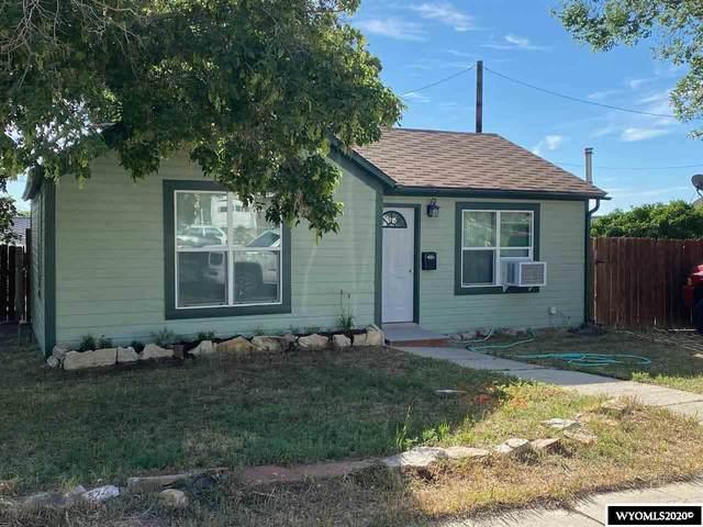 611 Colorado, Rawlins, WY 82301 (MLS #20203886) :: RE/MAX Horizon Realty