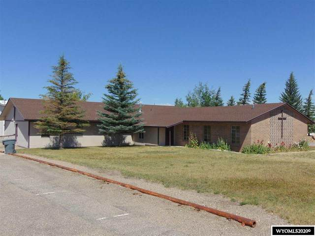 212 17th Street, Evanston, WY 82930 (MLS #20203896) :: RE/MAX Horizon Realty