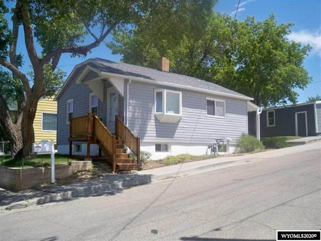 702 Park Ave, Rock Springs, WY 82901 (MLS #20203916) :: RE/MAX Horizon Realty