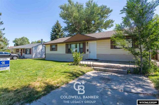 1415 Sycamore, Casper, WY 82604 (MLS #20203932) :: RE/MAX The Group