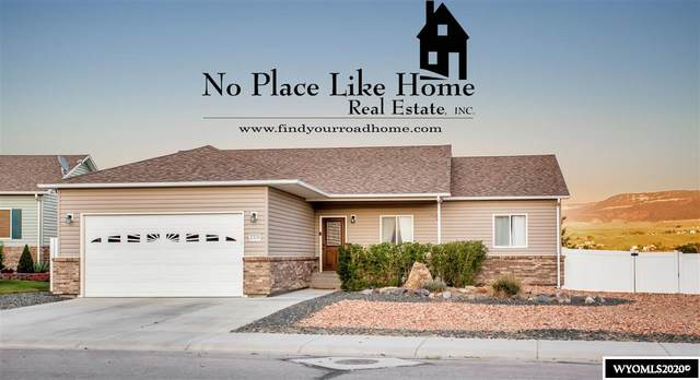 3331 Indian Scout, Casper, WY 82604 (MLS #20203938) :: RE/MAX The Group