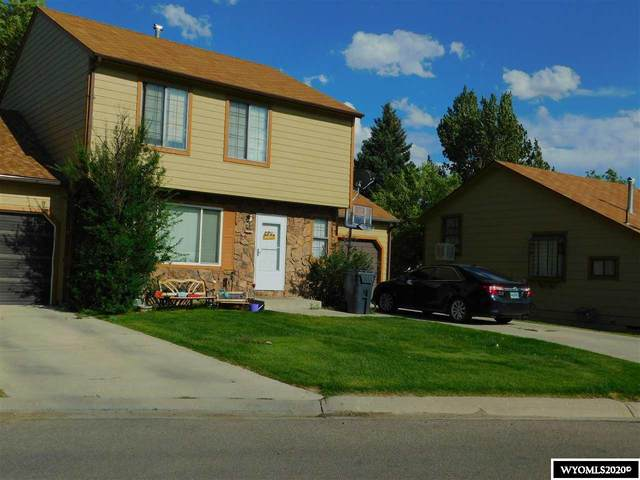700 Shoshone #43 Avenue, Green River, WY 82935 (MLS #20203939) :: RE/MAX The Group