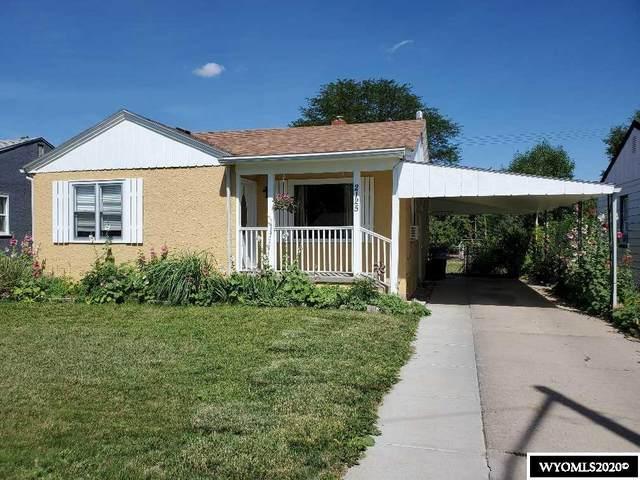 2125 E D, Torrington, WY 82240 (MLS #20203947) :: Lisa Burridge & Associates Real Estate