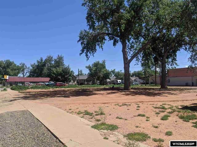 TBD 2nd Street, Laramie, WY 82070 (MLS #20203950) :: RE/MAX Horizon Realty