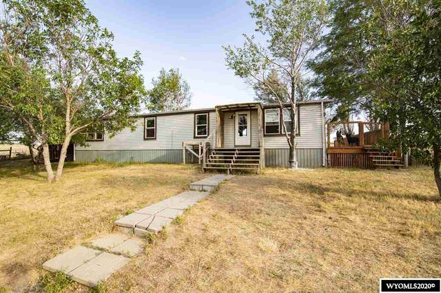 14 Clearview Road, Douglas, WY 82633 (MLS #20203954) :: RE/MAX Horizon Realty