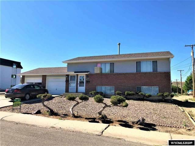 1318 Sage, Rock Springs, WY 82901 (MLS #20203960) :: Lisa Burridge & Associates Real Estate
