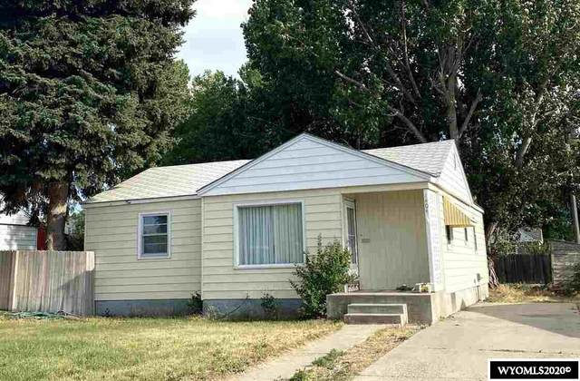 1404 Howell Avenue, Worland, WY 82401 (MLS #20203962) :: RE/MAX The Group