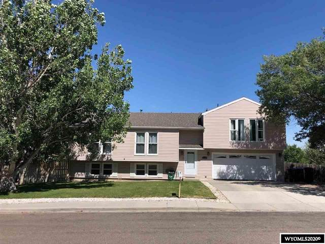 2520 Wisconsin Court, Green River, WY 82935 (MLS #20203971) :: RE/MAX The Group