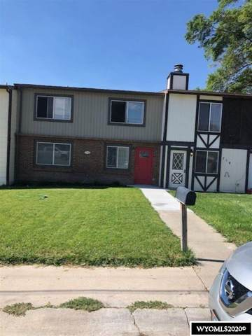 716 E Murray, Rawlins, WY 82301 (MLS #20203973) :: RE/MAX The Group