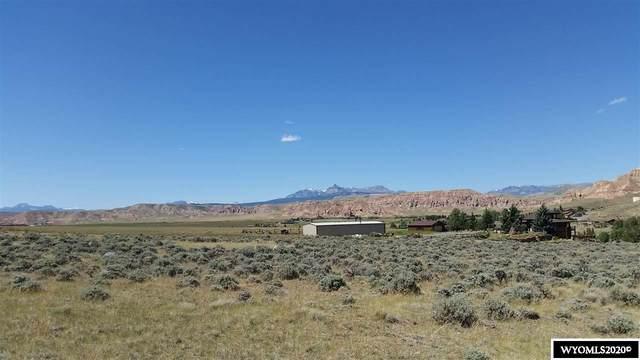 TBD Stock Trail, Dubois, WY 82513 (MLS #20203974) :: Lisa Burridge & Associates Real Estate