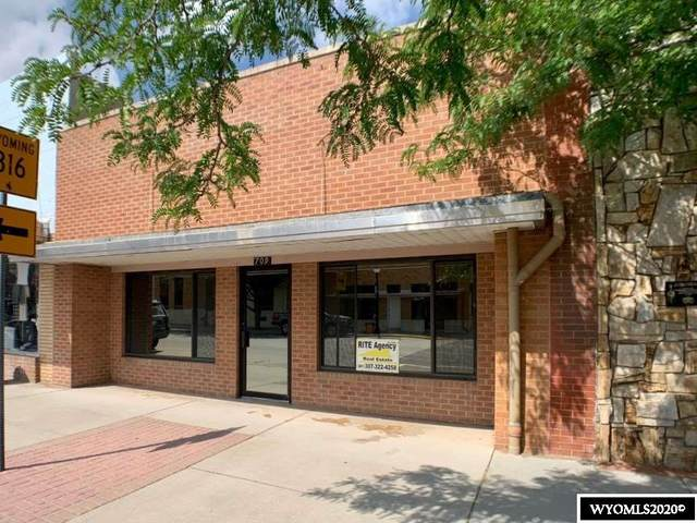709 9th Street, Wheatland, WY 82201 (MLS #20203975) :: RE/MAX The Group