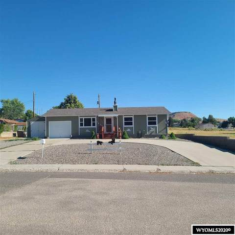 1430 Fremont, Thermopolis, WY 82443 (MLS #20203977) :: Lisa Burridge & Associates Real Estate