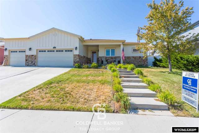 1701 Falcon Crest Boulevard, Casper, WY 82601 (MLS #20204004) :: Lisa Burridge & Associates Real Estate