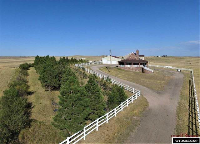 24 Burns Road, Douglas, WY 82633 (MLS #20204010) :: RE/MAX Horizon Realty