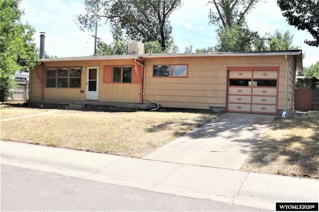3075 Bruhn Way, Casper, WY 82609 (MLS #20204014) :: RE/MAX The Group