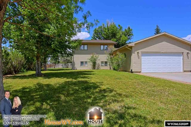 4300 S Center Street, Casper, WY 82601 (MLS #20204017) :: Lisa Burridge & Associates Real Estate