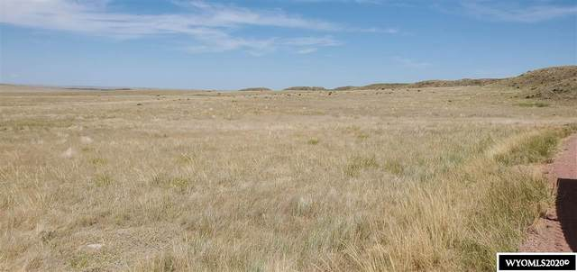 Pine Ridge Ranch Lot #103, Fort Laramie, WY 82212 (MLS #20204020) :: RE/MAX The Group