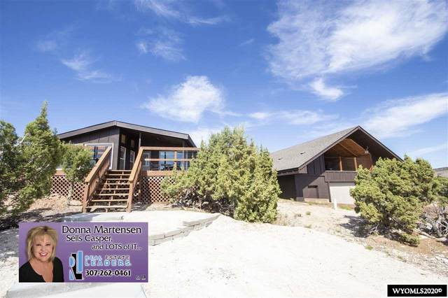 23362 Cedar Drive South, Alcova, WY 82620 (MLS #20204027) :: Real Estate Leaders