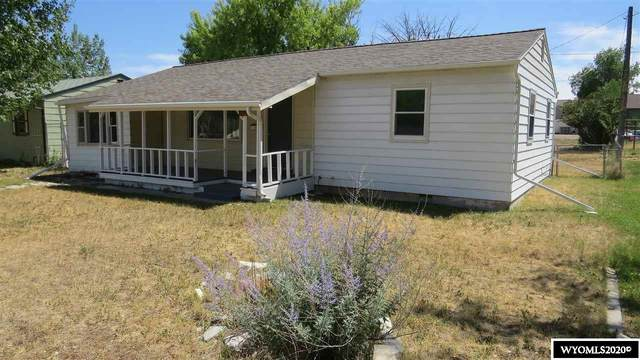 735 Clark St, Thermopolis, WY 82443 (MLS #20204040) :: Lisa Burridge & Associates Real Estate