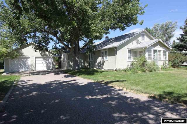 36 N 6TH Avenue, Mills, WY 82604 (MLS #20204051) :: Lisa Burridge & Associates Real Estate