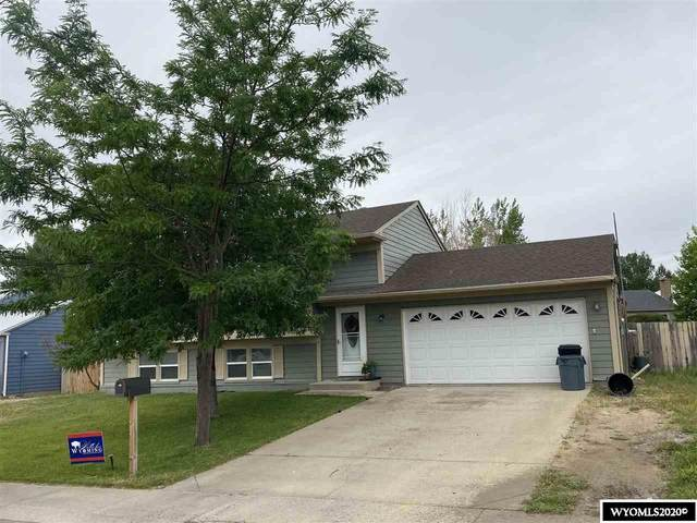2620 Inverness Blvd, Rawlins, WY 82301 (MLS #20204066) :: RE/MAX Horizon Realty