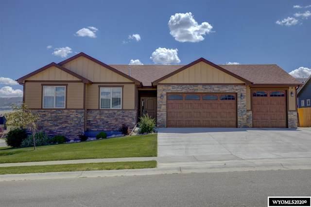 4351 Gramin Drive, Casper, WY 82609 (MLS #20204074) :: Lisa Burridge & Associates Real Estate