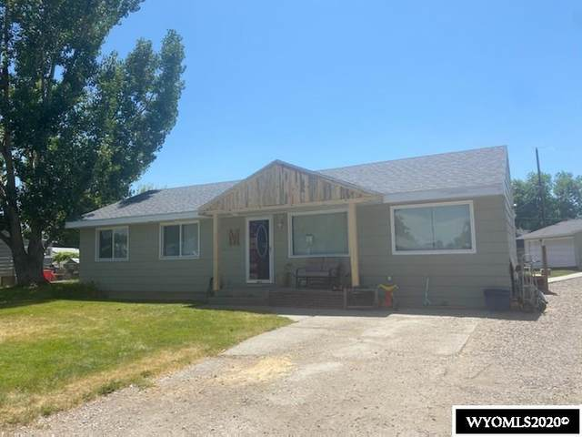 1206 South Lane, Worland, WY 82401 (MLS #20204075) :: RE/MAX The Group