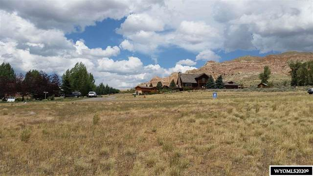 TBD Fairview Drive, Dubois, WY 82513 (MLS #20204090) :: RE/MAX Horizon Realty