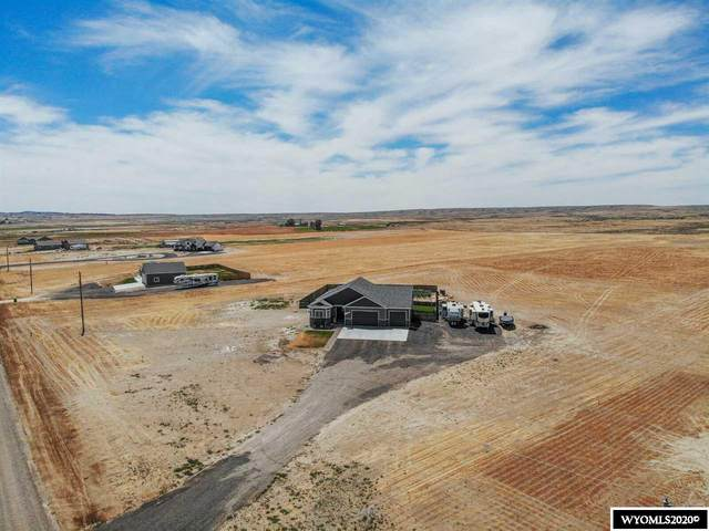 3640 Cattle Trail Drive, Casper, WY 82604 (MLS #20204093) :: RE/MAX The Group