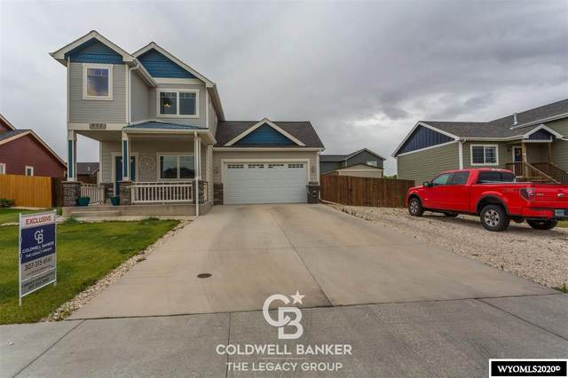 612 Toll Street, Evansville, WY 82636 (MLS #20204105) :: Lisa Burridge & Associates Real Estate