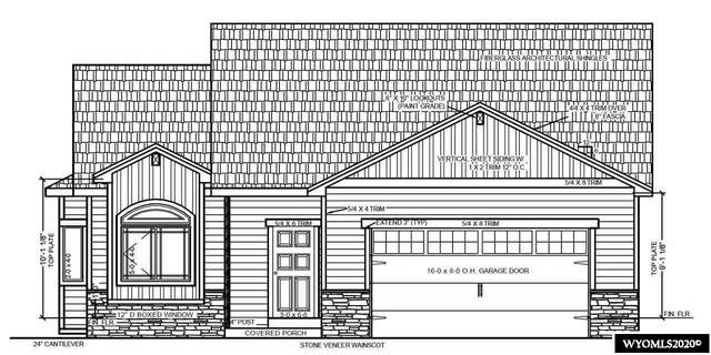 895 Dusty Terrace, Mills, WY 82604 (MLS #20204109) :: RE/MAX The Group