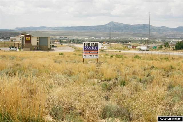 800 Gateway Boulevard, Rock Springs, WY 82901 (MLS #20204114) :: Real Estate Leaders