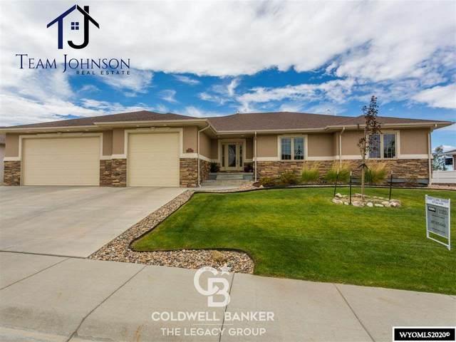 2814 Hogan Drive, Casper, WY 82601 (MLS #20204121) :: Lisa Burridge & Associates Real Estate