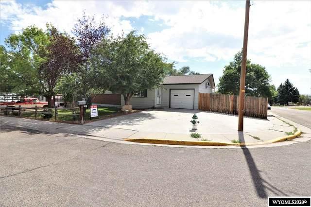 370 Driftwood Street, Green River, WY 82935 (MLS #20204122) :: Lisa Burridge & Associates Real Estate