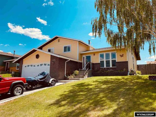 1951 Yucca Drive, Douglas, WY 82633 (MLS #20204124) :: RE/MAX The Group