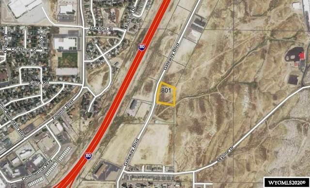 801 Gateway Boulevard, Rock Springs, WY 82901 (MLS #20204126) :: Real Estate Leaders