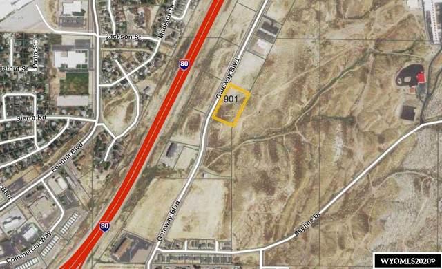 901 Gateway Boulevard, Rock Springs, WY 82901 (MLS #20204129) :: Real Estate Leaders