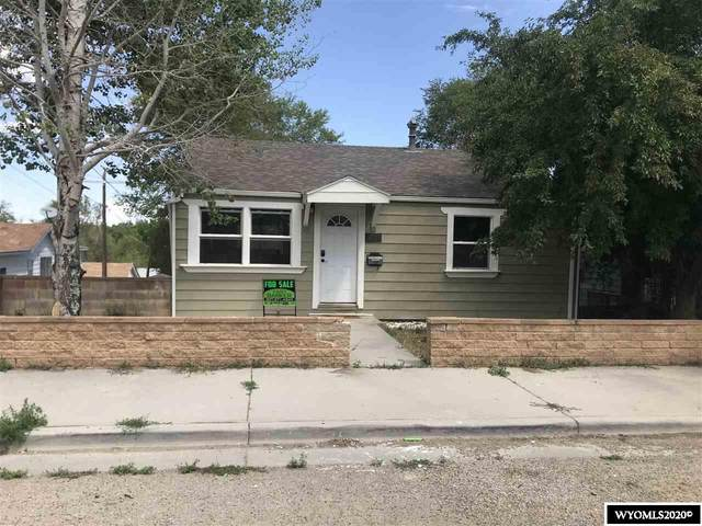 1113 Vermont St, Rock Springs, WY 82901 (MLS #20204137) :: RE/MAX The Group