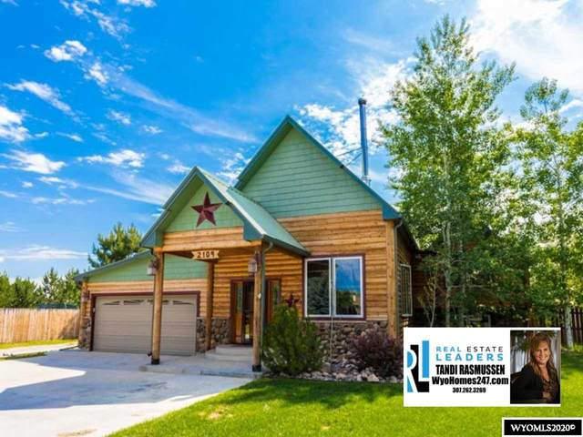 2109 Piney Creek Road, Casper, WY 82604 (MLS #20204139) :: RE/MAX The Group