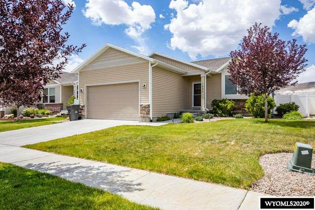 5880 Sunridge Drive, Rock Springs, WY 82901 (MLS #20204142) :: RE/MAX The Group
