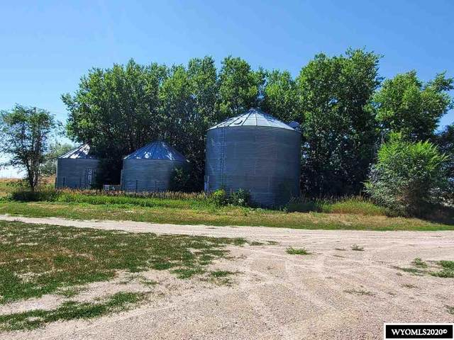 7407 State Highway 156, Lingle, WY 82223 (MLS #20204152) :: RE/MAX The Group