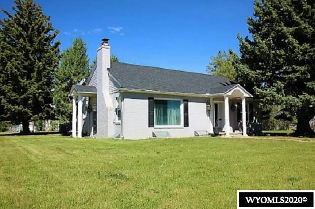 301 10th Street, Wheatland, WY 82201 (MLS #20204163) :: RE/MAX The Group