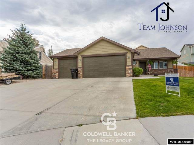 811 W 57th, Casper, WY 82601 (MLS #20204166) :: RE/MAX The Group