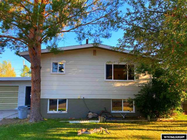 1301 Johnson Avenue, Thermopolis, WY 82443 (MLS #20204168) :: Lisa Burridge & Associates Real Estate