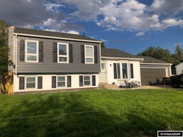 2125 Kilmary Drive, Rawlins, WY 82301 (MLS #20204171) :: Lisa Burridge & Associates Real Estate