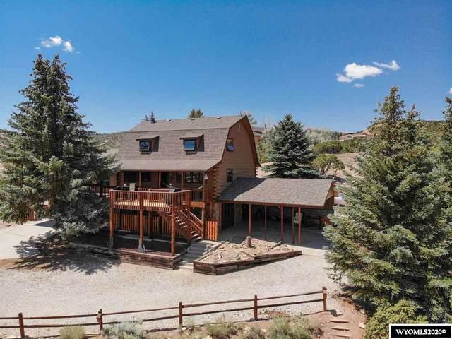 25870 Cedar Mesa Road, Alcova, WY 82620 (MLS #20204178) :: Lisa Burridge & Associates Real Estate