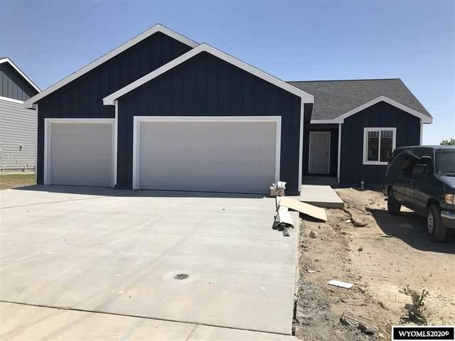 745 Camp Davis Circle, Evansville, WY 82636 (MLS #20204192) :: Lisa Burridge & Associates Real Estate