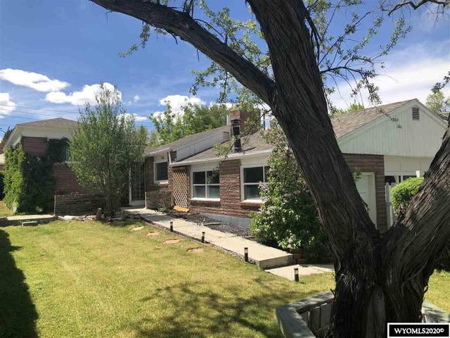 211 Willow Street, Rock Springs, WY 82901 (MLS #20204197) :: RE/MAX The Group