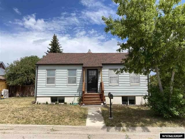 619 Elk, Kemmerer, WY 83101 (MLS #20204203) :: Real Estate Leaders